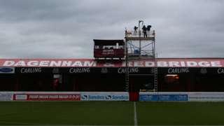 Dagenham's Chigwell Construction Stadium