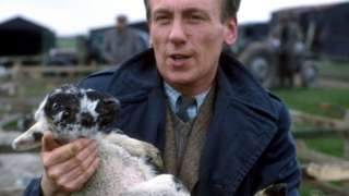 Christopher Timothy as James Herriot