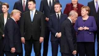 قادة دول الناتو
