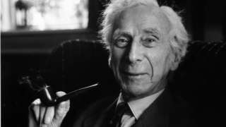 Bertrand Russell's writing combined plain language, pertinent erudition and moral force