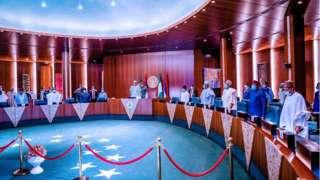 APC NEC meeting dissolve di existing