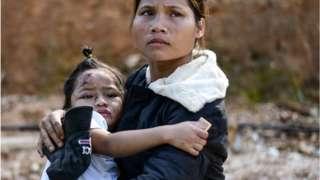 Nạn nhân lở đất, thiên tai ở Quảng Nam, Việt Nam