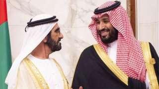 سعودی عرب اور متحدہ عرب امارات