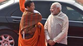 مودی بھوٹان