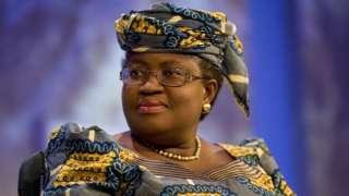 Ngozi Okonjo-Iweala win WTO