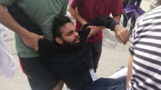 ڈاکٹروں کا احتجاج