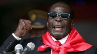 Mugabe ya shafe shekaru 37 yana mulkin Zimbabwe
