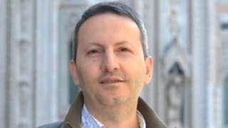 Doktor Ahmedreza Celali'nin uzmanlık alanı felaketlere tıbbi hazırlık