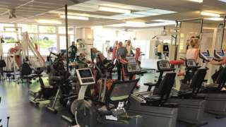 Reach for Health fitness facilities