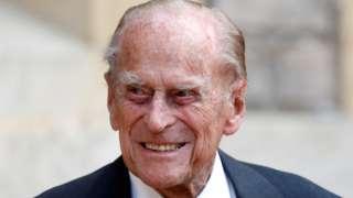 सन् २०२० मा राजकुमार फिलिप