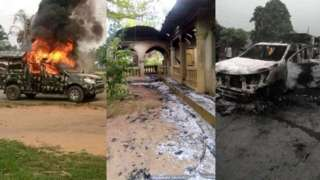 Akwa Ibom police station attack