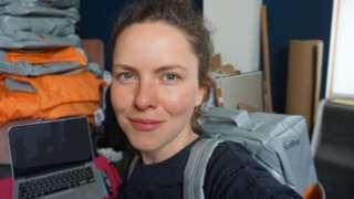 Inventor Sarah Giblin
