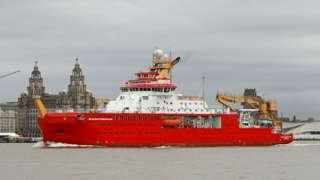 RRS Sir David Attenborough