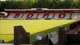 Stevenage Lamex stadium