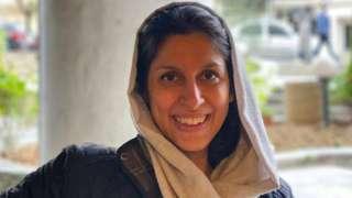 Nazanin Zaghari-Ratcliffe in March 2021.
