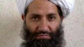 မော်လာဝီ ဟီဘက်တူလာ အက်ခွန်ဇားဒါဟာ တာလီဘန်ရဲ့ အာဏာအမြင့်ဆုံး ပုဂ္ဂိုလ်ဖြစ်