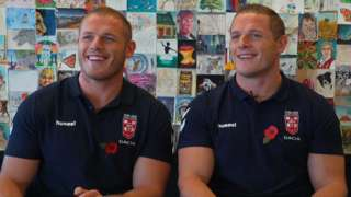 George and Tom Burgess