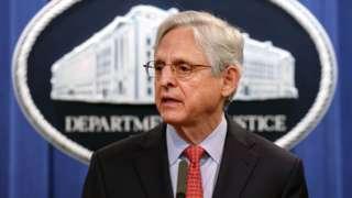 ABD Adalet Bakanı Merrick Garland, kürtaj kliniklerinin arkasında duracaklarını bildirdi.
