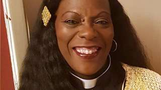 Reverend Yvonne Clarke