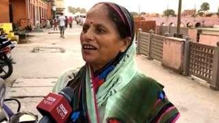 """અયોધ્યાના આ મહિલા કહે છે કે """"જ્યારે બહુમત એમની સાથે છે, તો ભલા એમને કોણ સજા કરી શકે?"""""""