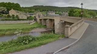 Bridge at Rothbury