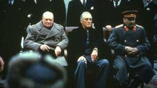 Roosevelt nghĩ rằng có thể thuyết phục Stalin