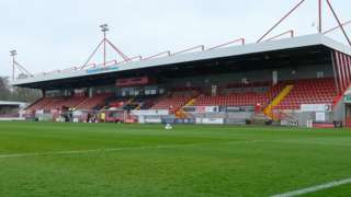 Crawley Town's People's Pension Stadium