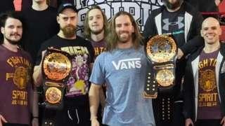 Fighting Spirit Wrestling