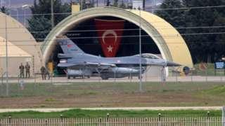 La base aérea de Incirlik es operada conjuntamente por Estados Unidos y Turquía.