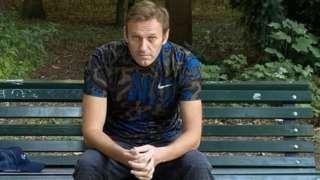 Putin critic Alexei Navalny