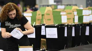Count in Glasgow