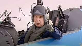 Президент Гурбангули Бердимуҳамедов