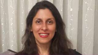 Nazanin Zaghari-Ratcliffe in photo issued after her release from Evin prison in March 2020