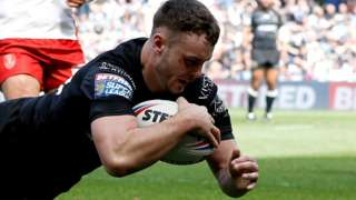 Hull FC try