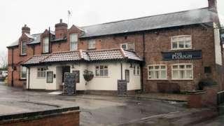 Plough Inn in Cropwell Butler