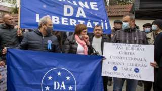 Призывы к пороведению парламентских выборов и евроинтеграции звучат в Молдове уже давно