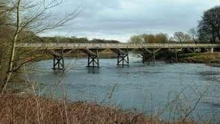 Preston's Old Tram Bridge