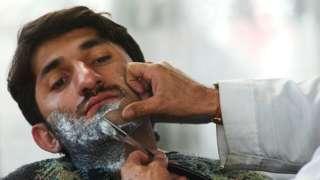 داڑھی، طالبان