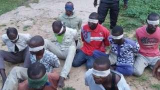 Ndị Boko Haram ndiagha si na ha nwuchiri.