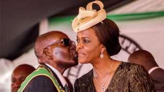 Robert Mugabe yashyinguwe mu 2019 hashize ibyumweru hari impaka hagati y'umuryango we na leta