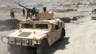 তালেবানের দখল করা এলাকাগুলো পুনরুদ্ধার করার চেষ্টা করছে আফগানিস্তানের বাহিনী