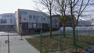 Burnley Campus where Thomas Whitham Sixth Form is located