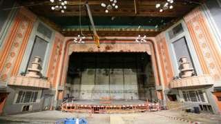 Globe Theatre Stockton