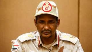 Jenerali Mohamed Dagolo