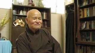 Hòa thượng Thích Quảng Độ giữ chức Tăng thống Giáo hội Phật giáo VN Thống nhất từ năm 2008
