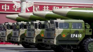 北京天安门阅兵