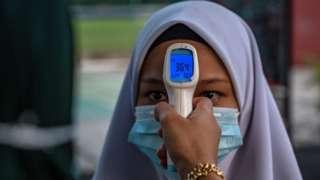 क्या भारत से मलेशिया पहुंचा 10 गुना ज़्यादा संक्रामक कोरोना वायरस?