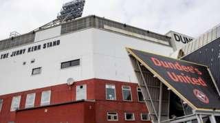 Dundee United's Tannadice Stadium