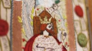 Arbroath tapestry