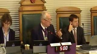 East Sussex County Council meeting